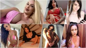 Hottest adult models for the week of Aug 10-Aug 16, 2020